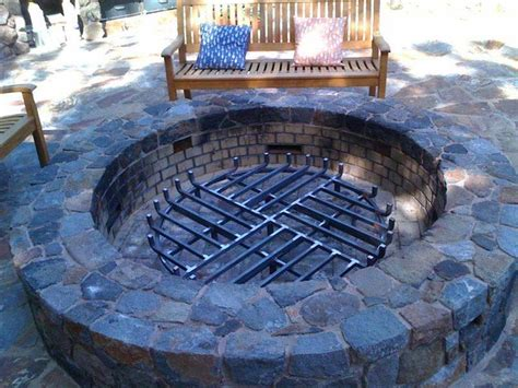 Large Firepit Large Pit Brisbane 187 Design And Ideas