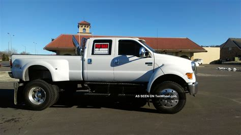 650 Ford Truck by Ford F 650 Truck 2006 Cat 7 Diesel