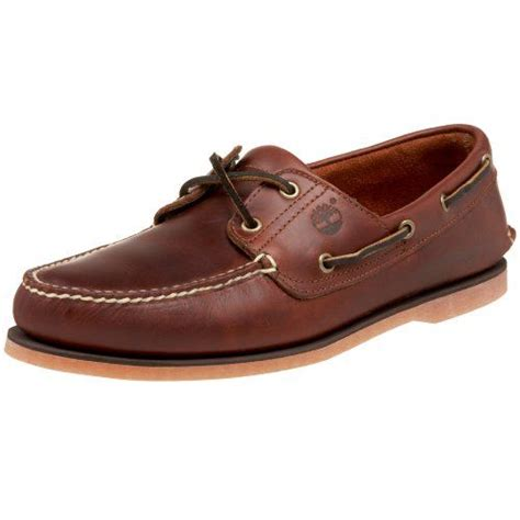 best shoes for boat r 61 timberland men s classic boat shoe rootbeer brown 7