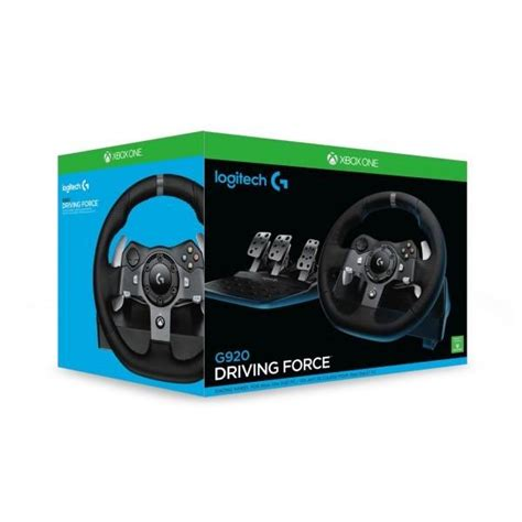 volante logitech pc logitech g g920 driving steering wheel for xbox