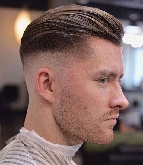 how to fade hair from one length to another classic medium length style haircut 2017 pinterest