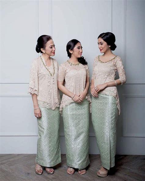 Baju Wanita Pakaian Cewek Dress Brukat Pink 17 b 228 sta bilder om kebaya p 229 kebaya brokat peplum och baju kurung