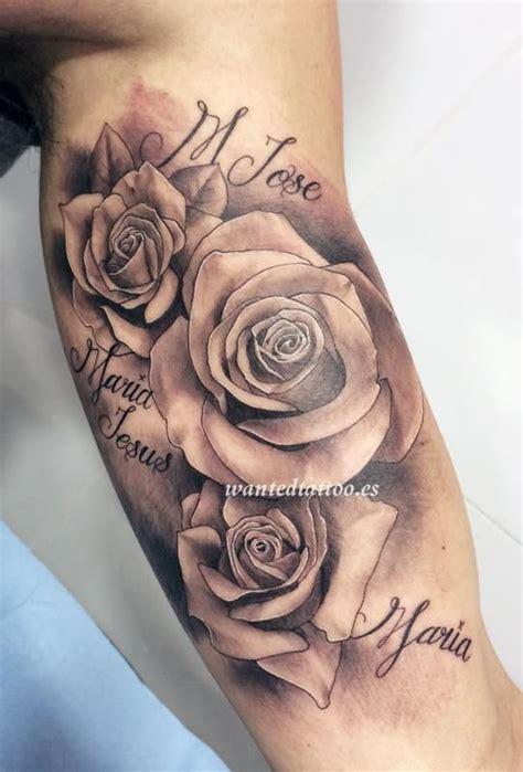 de tatuajes de rosas tatuajes de flores ideas significado fotos y mucho mas