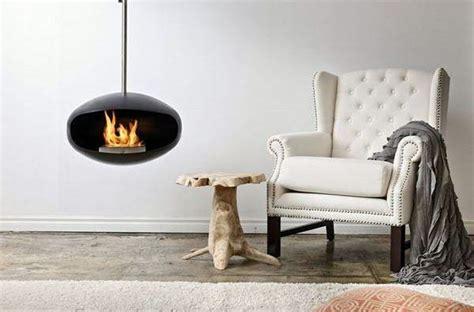 Hanging Stove Modern Luxury Fireplaces Interior Design