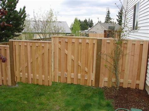 staccionate per giardini staccionate recinzioni staccionate tipologie