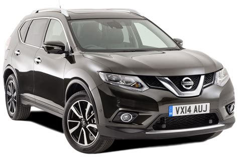 nissan x trail nissan x trail suv review carbuyer