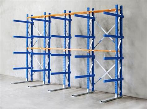 Cantilever Storage Racks by Cantilever Racks Steel Rack Light Duty Cantilever Dexion