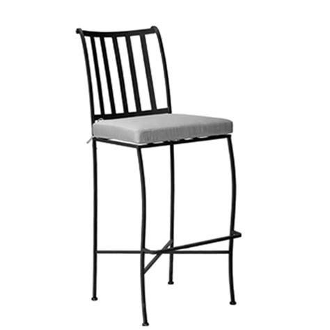 knf garden designs siena counter stool iron set 78