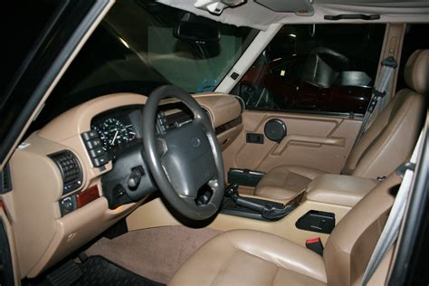 land rover 1999 interior 1999 land rover discovery pictures cargurus