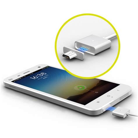 Arloji Digital Senter Charger Kabel Usb To Charging Charge Power new 4 colors micro usb charging cable magnetic adapter
