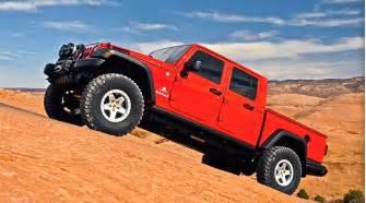 Jeeps New Truck 2017 Jeep Jk Scrambler Truck Is Official
