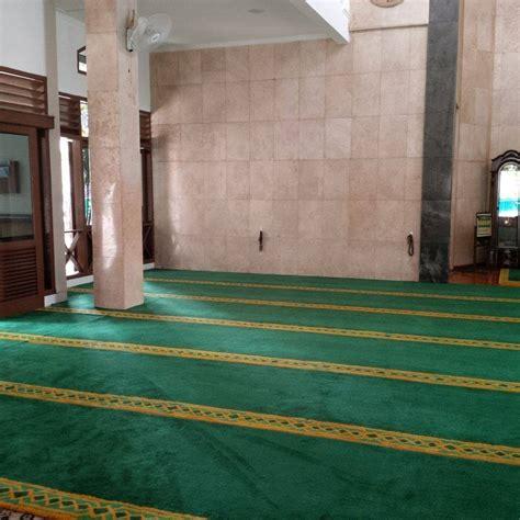 Karpet Masjid Di karpet masjid al musyawarah hjkarpet karpet masjid