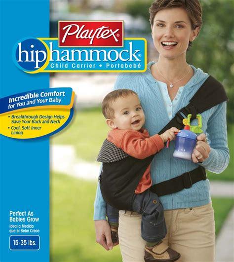 Playtex Hip Hammock playtex recalls hip hammock infant carriers due to fall