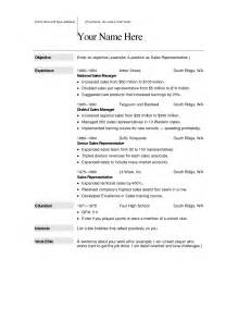 free resume templates word resume template templates uk senior financial analyst