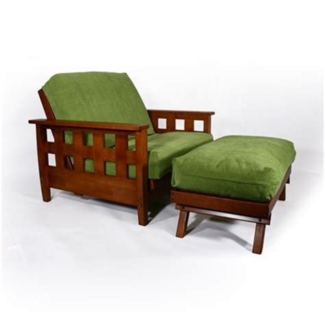 twin chair futon lambton twin chair ottoman wall hugger futon frame