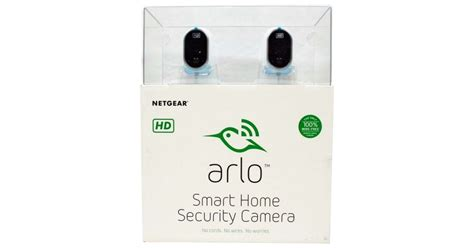 netgear arlo hd wireless smart home security review