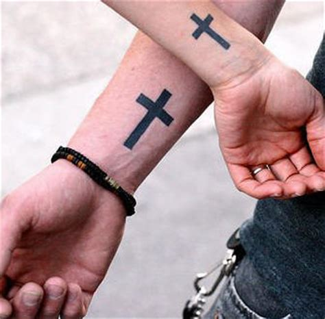 tattoo cross designs wrist wrist cross tattoos designs
