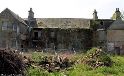 buying a derelict house you can buy this derelict georgian manor house for just 163 1