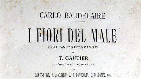 charles baudelaire i fiori charles baudelaire i fiori 1893 prima