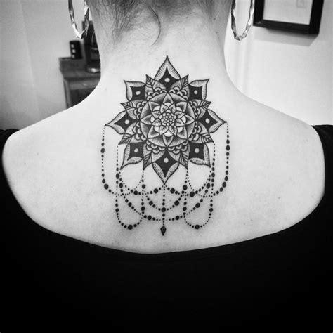 das spirituelle mandala tattoo 34 ideen mit magischer