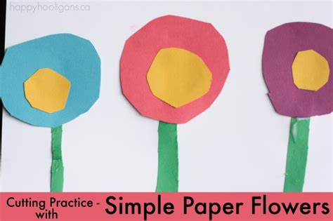 How To Make A Paper Flower Card - paper flowers for greeting cards