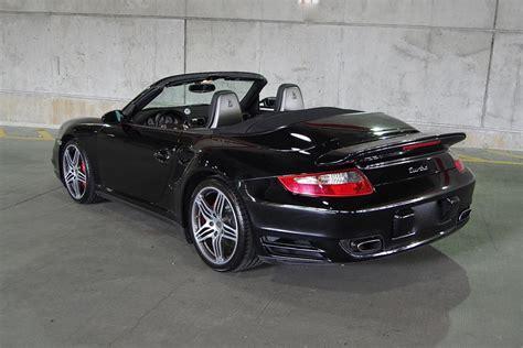 2008 porsche 911 turbo 2008 porsche 911 turbo cabriolet corcars