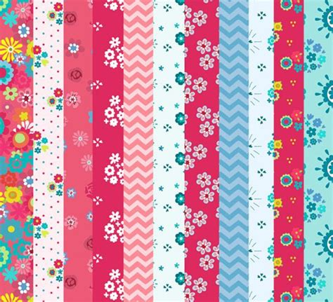 How To Make Designs On Paper - 25 best ideas about printable scrapbook paper on