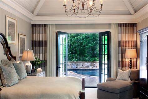 master bedroom retreat  patio access hgtv
