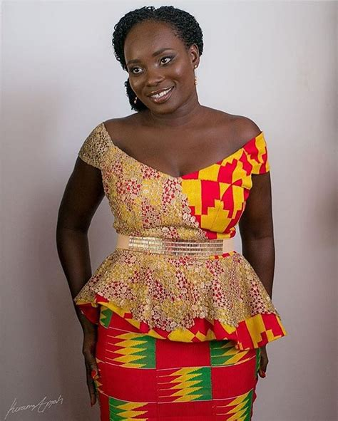 kente styles nafa in her gorgeous kente kente pinterest africans
