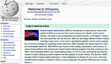 Search Engine Optimization Articles - search engine optimization seo article featured on