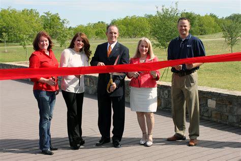 Txu Energy Midland Tx - city holds ribbon cutting for txu energy donation of 35