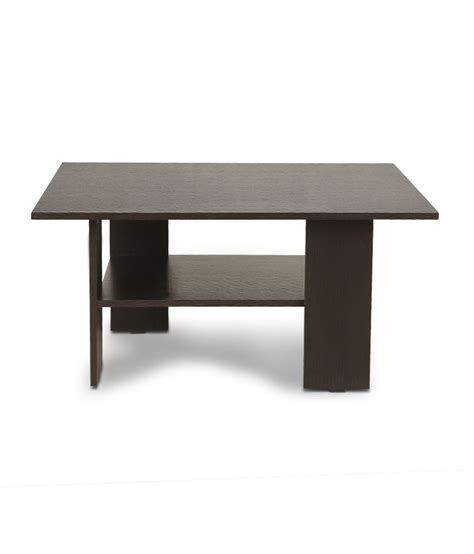 center tables crystal furnitech mazo coffee center table in wenge