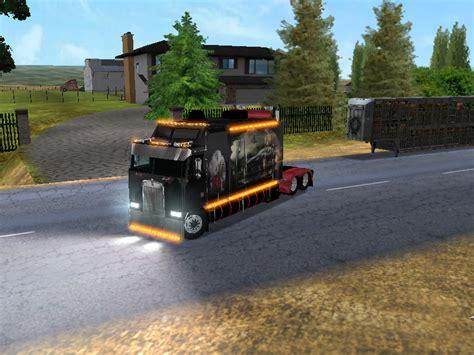 download mod bus game haulin 18 wheels of steel haulin mod bus v3