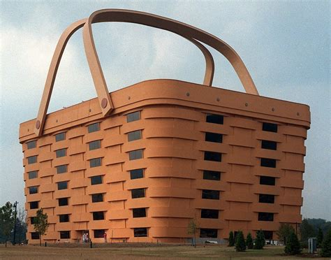 longaberger basket building for sale selling a 5 million seven story basket is no picnic