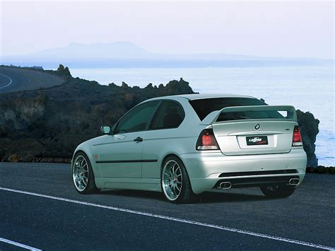Modified Bmw Compact E46 by Bmw 316i Compact E46 Tuning