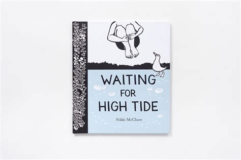 higher is waiting books waiting for high tide hardcover abrams