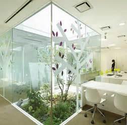 Interior Garden Plants Modern Large Indoor Terrarium Design Ideas