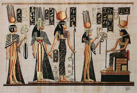 imagenes diosas egipcias hathor la diosa egipcia