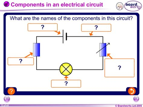 7 j electrical circuits boardworks