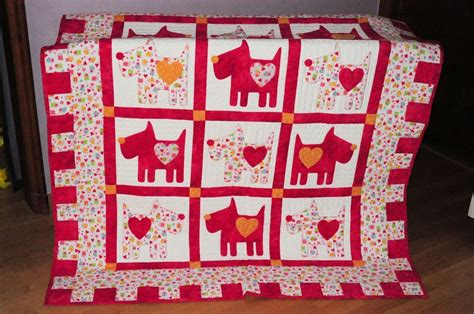 Scottie Quilts by Scottie Quilt Quilts Quilt