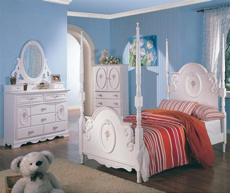 girls white bedroom furniture how to choose girls bedroom sets for a princess ward log