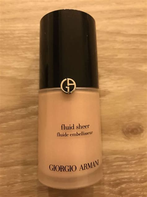 Harga Giorgio Armani Fluid Sheer giorgio armani fluid sheer 2 muabs buy and sell makeup