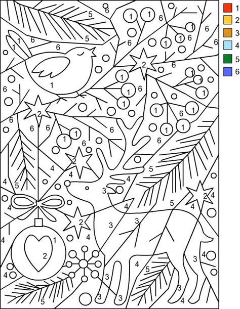 html printable page size 92 large print christmas coloring pages full size