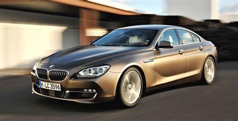 2013 Bmw 6 Series by 2013 Bmw 6 Series Gran Coupe Revealed Kelley Blue Book