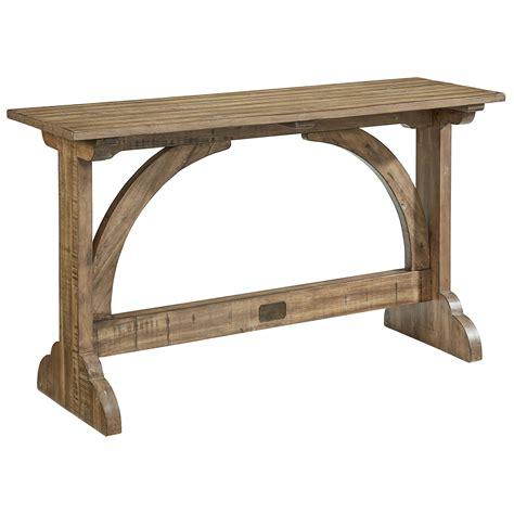 Farmhouse Console Table Magnolia Home By Joanna Gaines Farmhouse Carrel Vault Console Table Darvin Furniture Sofa
