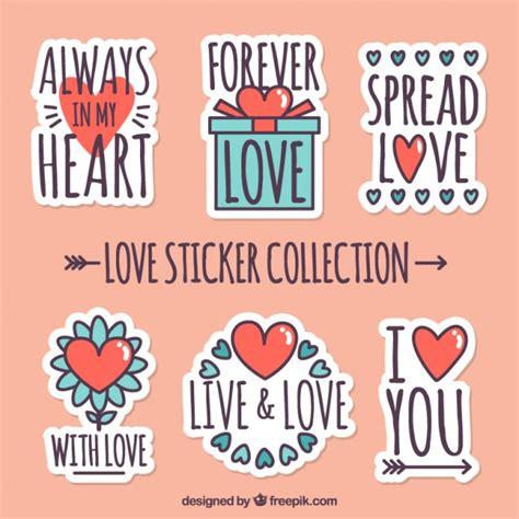 imagenes de i love you en blanco y negro varias pegatinas rom 225 nticas con corazones rojos