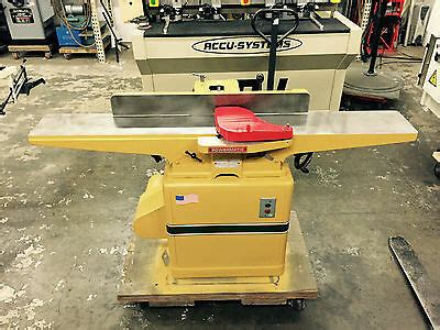 Powermatic 1610086k 60hh 8 Quot Jointer 2hp 1ph 230v Helical