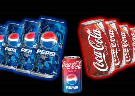 why is coke better than pepsi why it should not always be cocacola or pepsicola