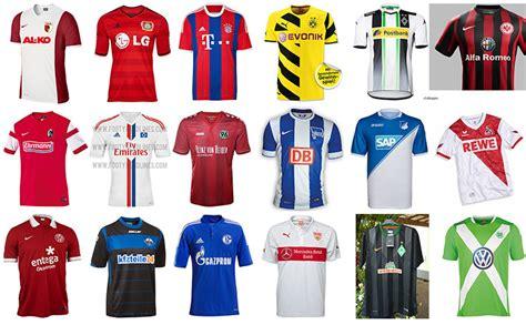 Trikot Fc Bayern 2014 2407 by Alle Bundesliga Trikots 2014 15 Seite 1