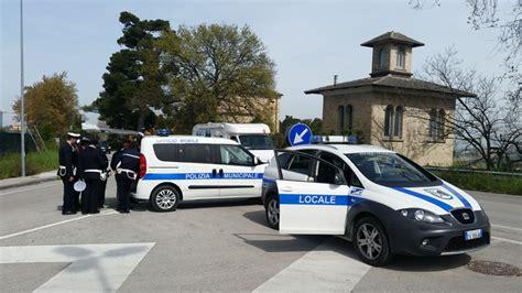 polizia locale ufficio verbali settimana intensa di controlli da parte della polizia
